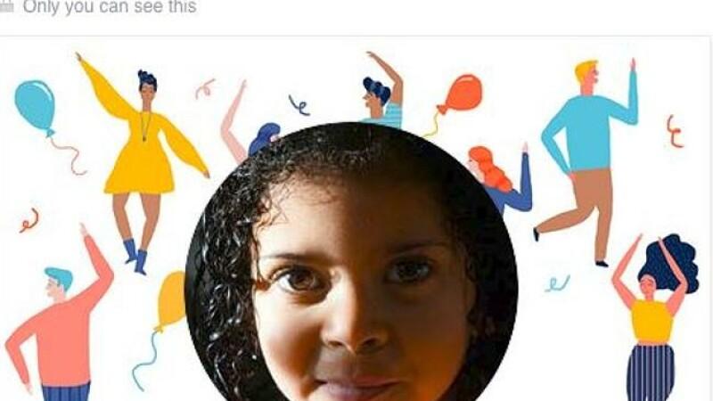 Facebook isi cere scuze. Gafa mare pe pagina unui tata a carui fiica a murit in 2014: