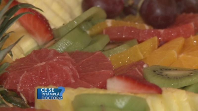 Fructele in exces pot dauna sanatatii. Sfaturile specialistilor in privinta unei alimentatii cat mai corecte