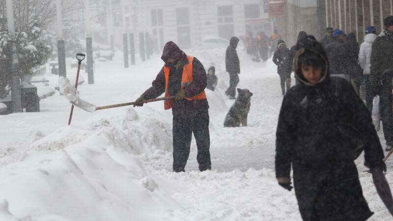 Trei zile de GER in Romania. Temperaturile minime vor cobori frecvent sub -15 grade, iar izolat chiar sub -25 grade