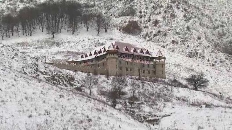 revelion, castel