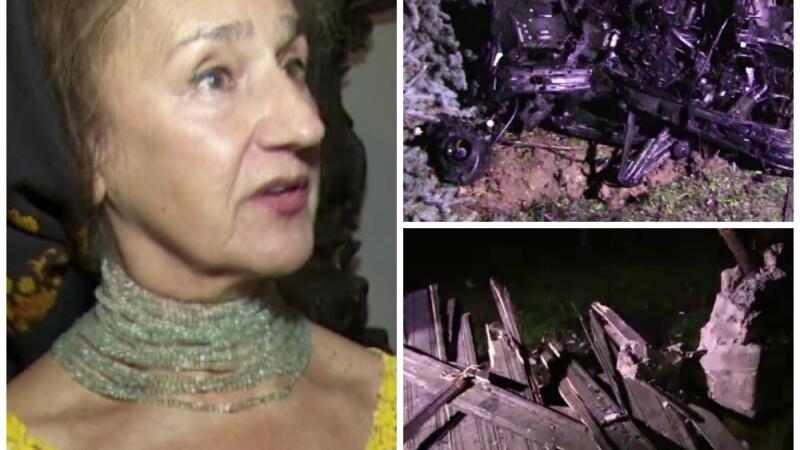 accident casa Sofia Vicoveanca