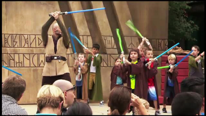 parc tematic Star Wars