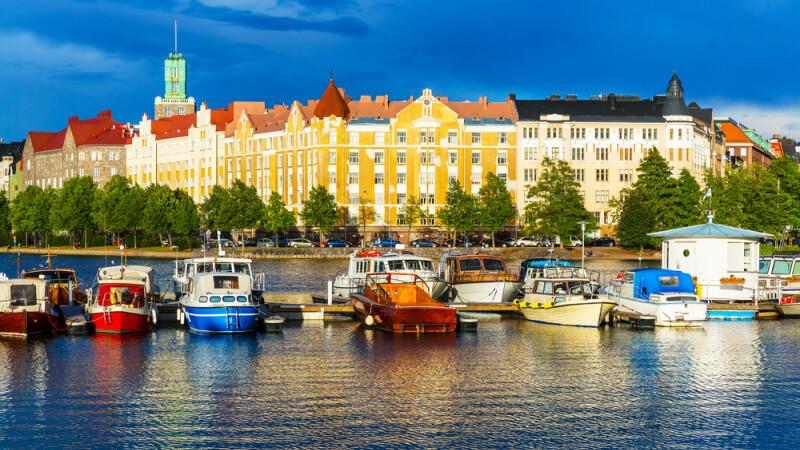 Finlanda, Helsinki