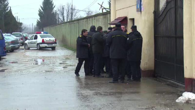 gardieni penitenciarul din Miercurea Ciuc