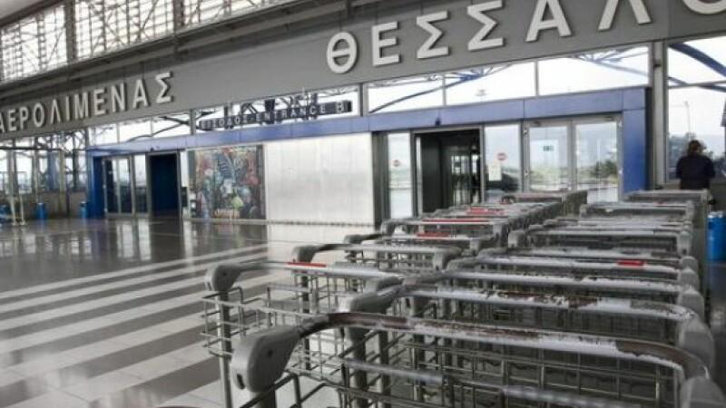 Grecia, aeroport