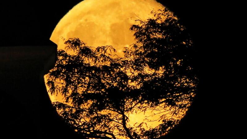 luna plina - Agerpres
