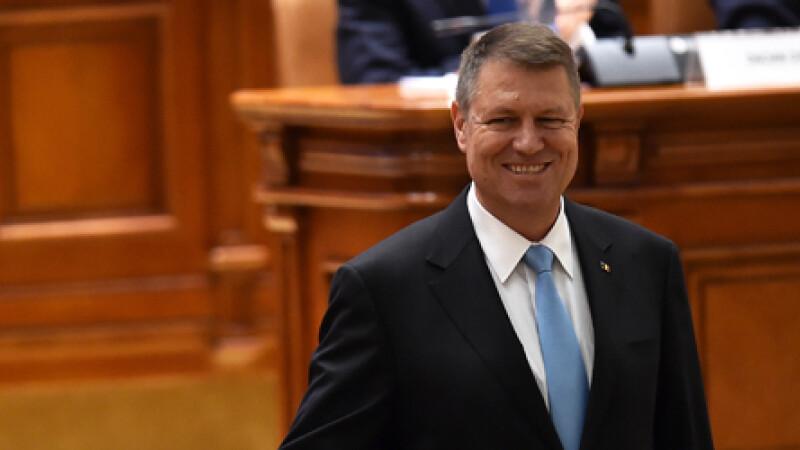 Presedintele merge marti in Parlament pentru a vorbi despre modificarea Codurilor penale si despre proteste