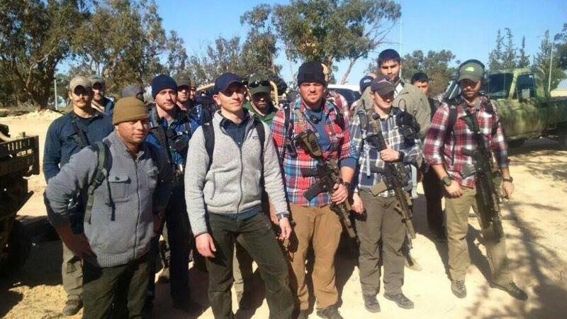soldati libia