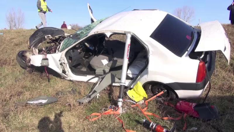 accident Galati