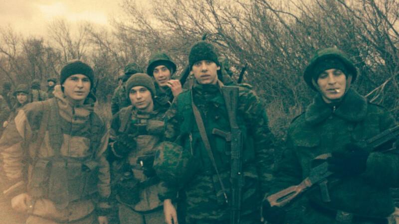 separatisti in DOnetk