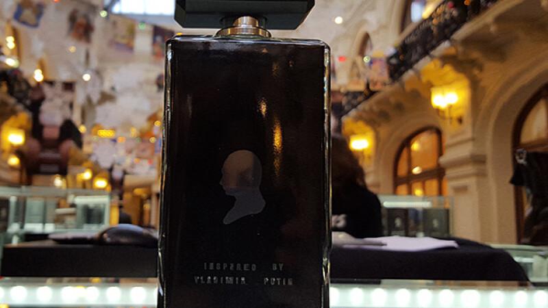parfum inspirat de Putin
