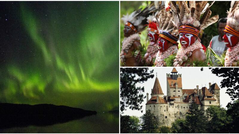 destinatii turistice 2016 - Getty