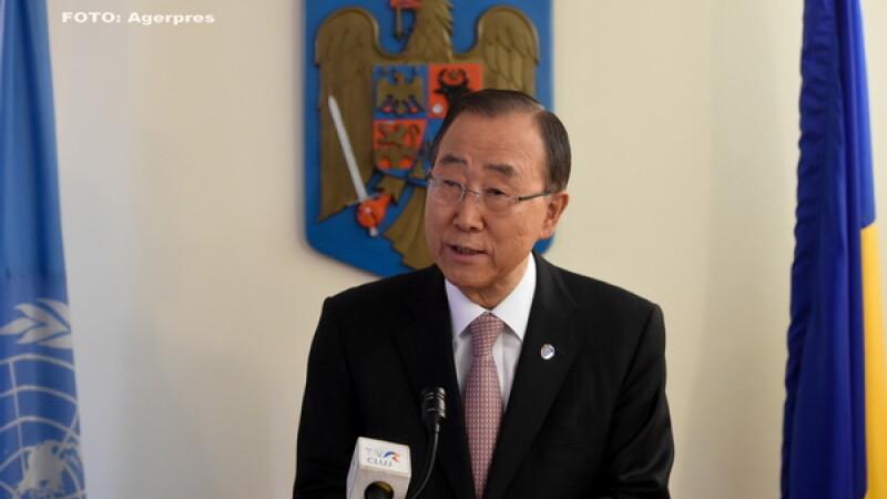 Este cea mai inalta functie ocupata de un roman in cadrul ONU. Anuntul oficial, facut chiar de Ban Ki-Moon, de 1 Decembrie
