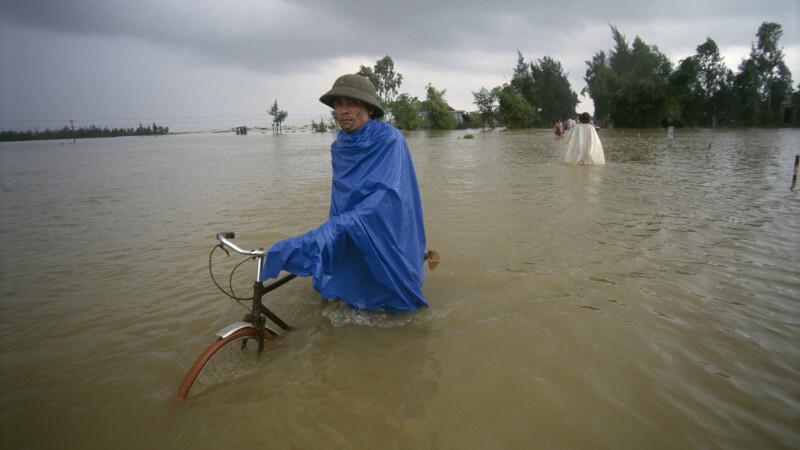 inundatii Vietnam - Getty