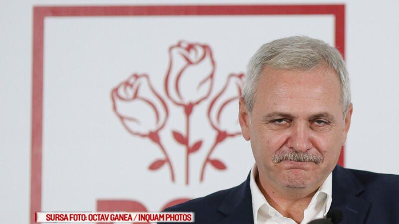Primele reactii ale lui Dragnea, dupa referendumul anuntat de Iohannis.