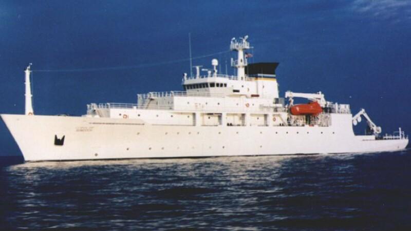 O nava de razboi chineza a capturat o drona subacvatica trimisa de americani in Marea Chinei de Sud. Reactia SUA