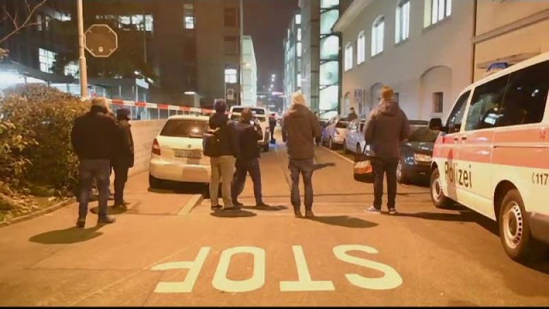 atac centrul islamic Zurich