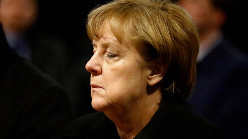 Angela Merkel a laudat reactia prudenta a germanilor dupa atentatul din Berlin: