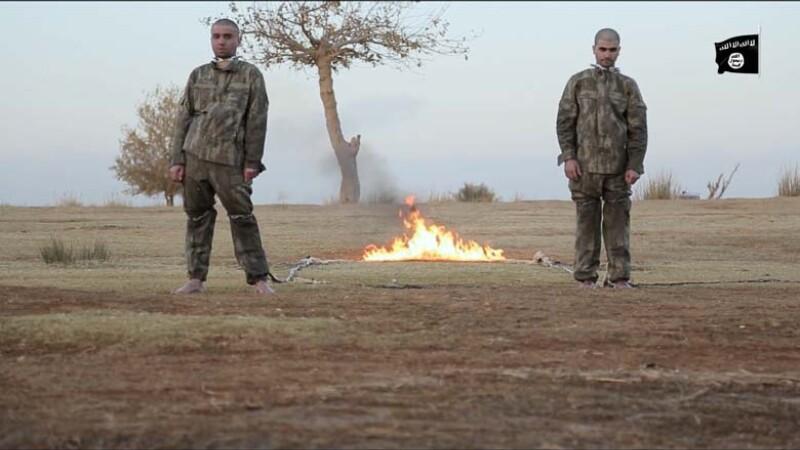 ISIS, soldati turci