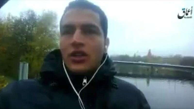 Anis Amri jura credinta ISIS
