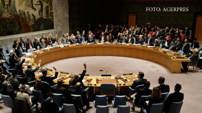 Israelul sfideaza Natiunile Unite. Trump: