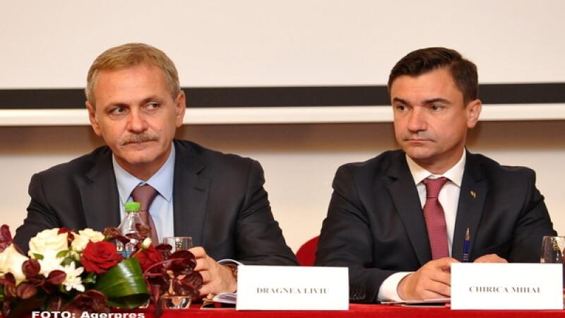 Vicepresedinte PSD Mihai Chirica: