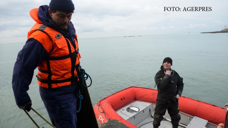 Una dintre cutiile negre ale avionului rusesc prabusit in Marea Neagra a fost gasita. Ipoteza luata in calcul de anchetatori