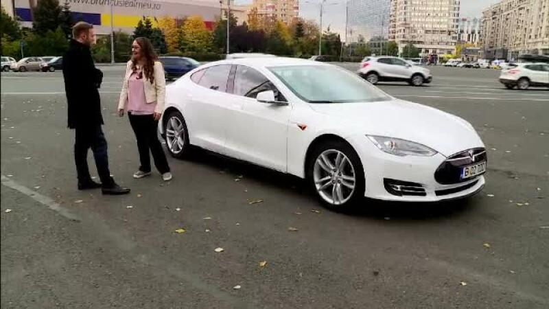 Tanara din Romania care a lucrat la dezvoltarea Tesla Model S. Mail-ul controversat trimis lui Elon Musk in 2014