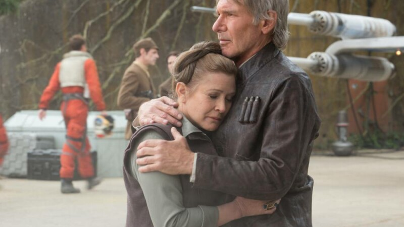 Ce se va intampla cu Star Wars: Episode VIII, dupa moartea actritei Carrie Fisher. Proiectele la care lucra