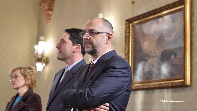 UDMR are acord cu PSD, dar il sustine si pe Iohannis: