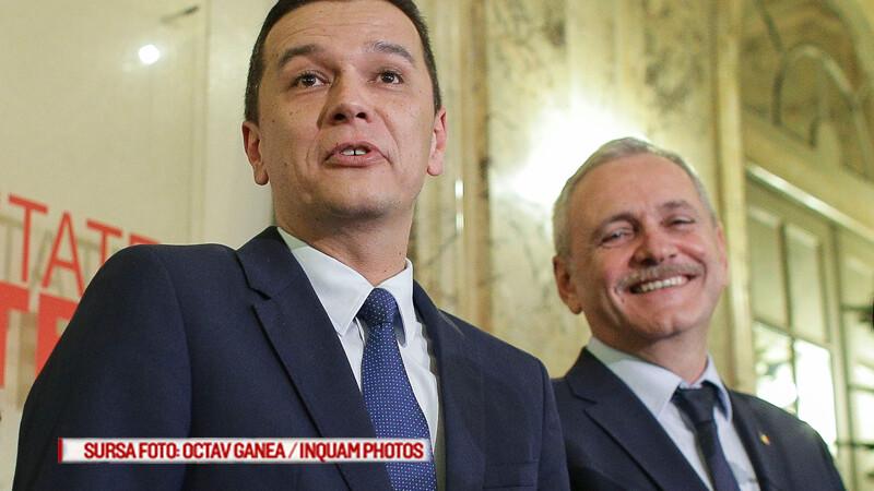 Sorin Grindeanu este propunerea de premier a PSD.