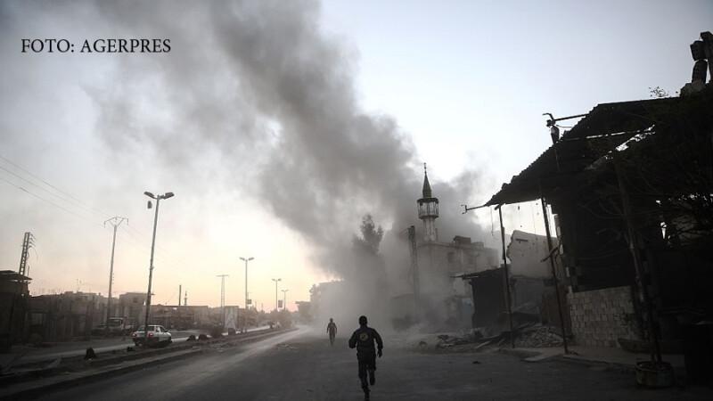 Ambasada Rusiei din Damasc, atacata cu obuze de mortier. Pe cine da vina Kremlinul