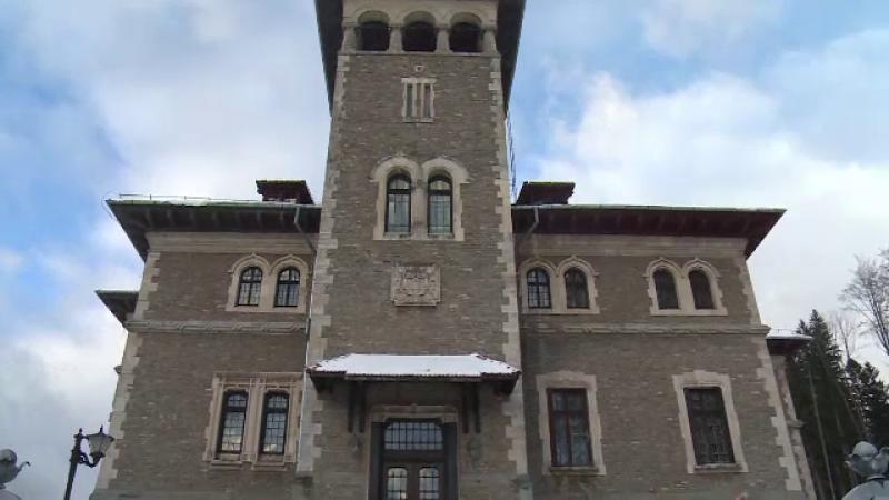 Cat costa sa petreceti Revelionul la un castel din Romania.