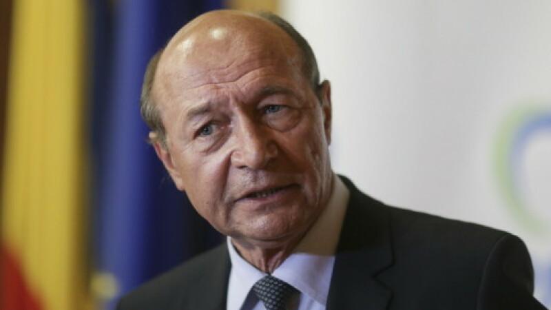 Băsescu, despre pensiile speciale: Un fost preşedinte are o pensie mai mică decât un torţionar