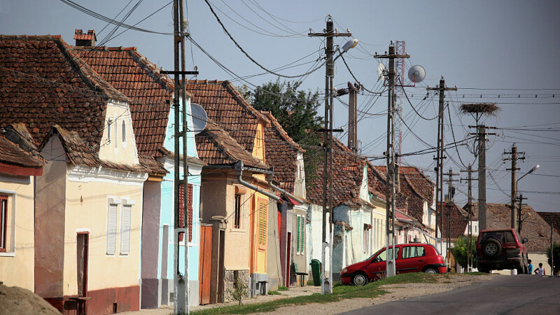 satul Cata, judetul Brasov