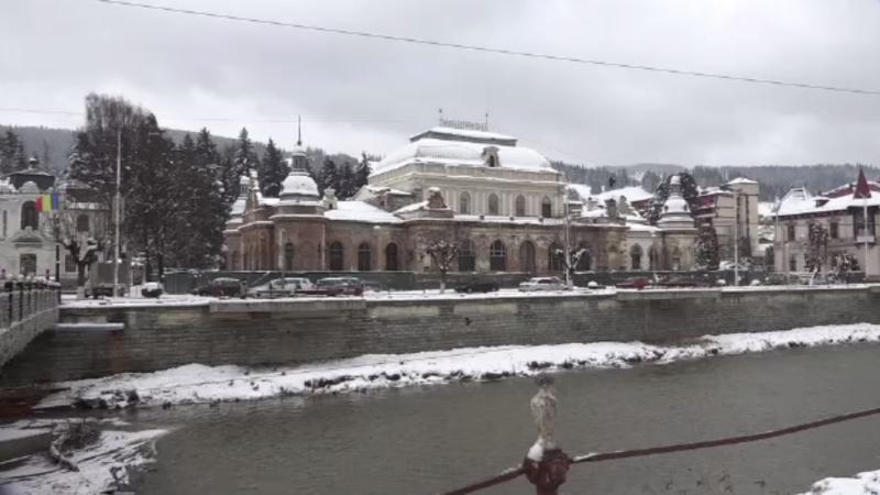 Primul cazinou din România va fi reabilitat, după ce a fost ținut ani la rând în paragină
