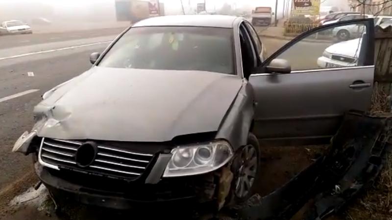 Accident pe centura Focșaniului: 3 copii au ajuns cu răni minore la spital