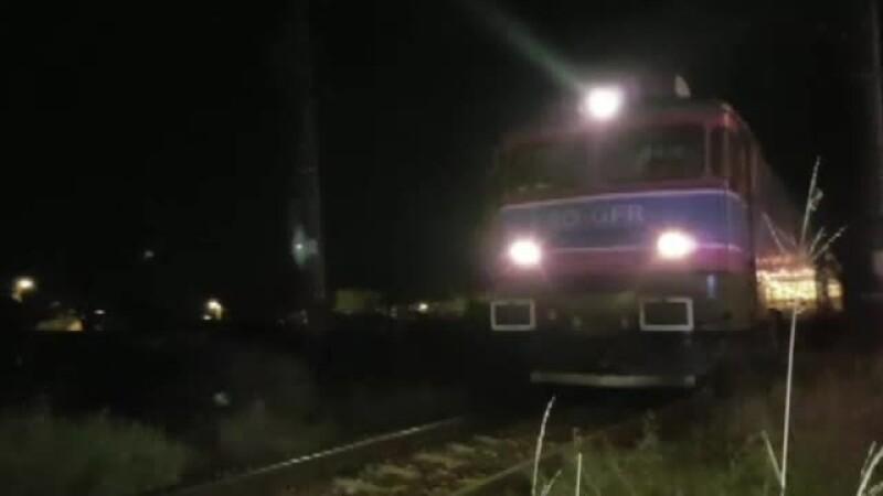 taiat de tren