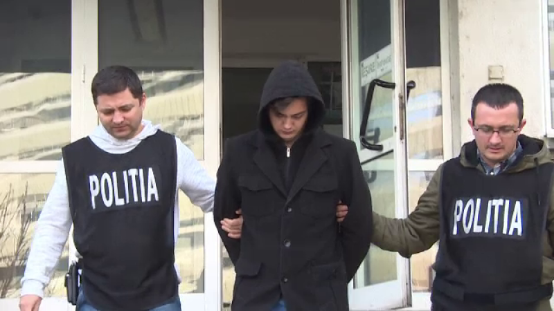 agresor gorj arestat