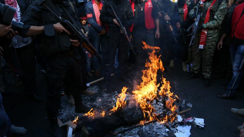 Steag incendiat