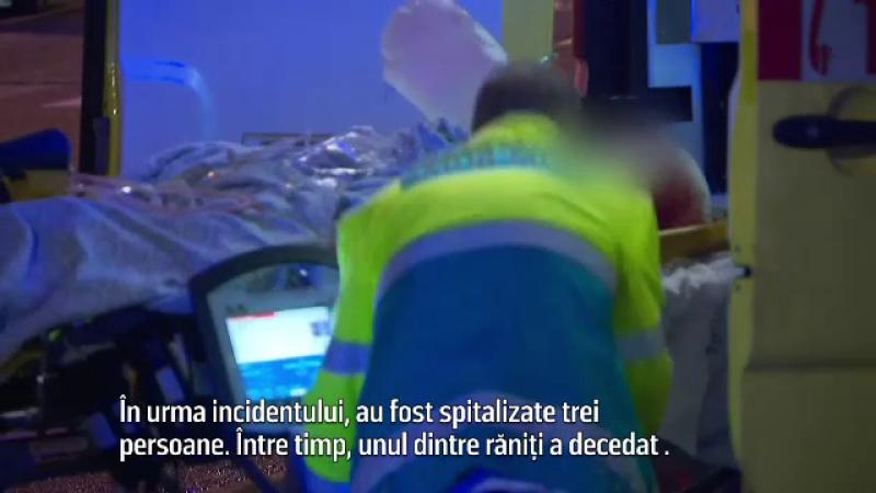 Bătaie români Belgia