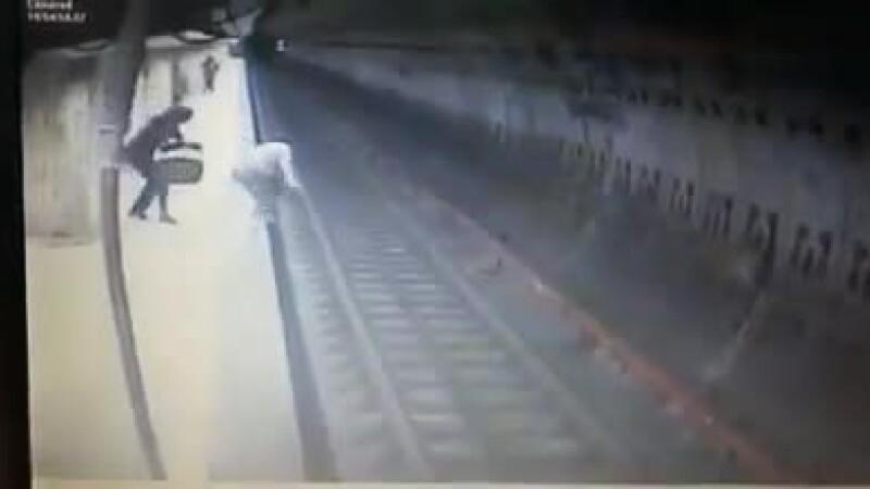 Magdalena Şerban, femeia acuzată de crima de la metrou, rămâne după gratii