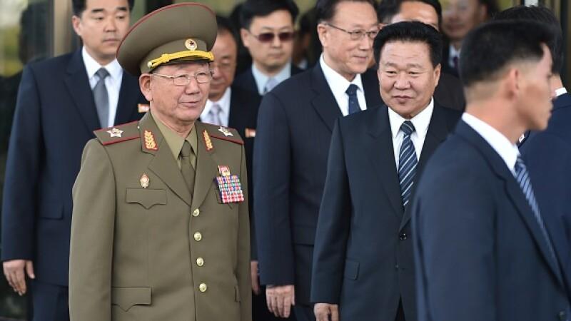 militar coreea de nord