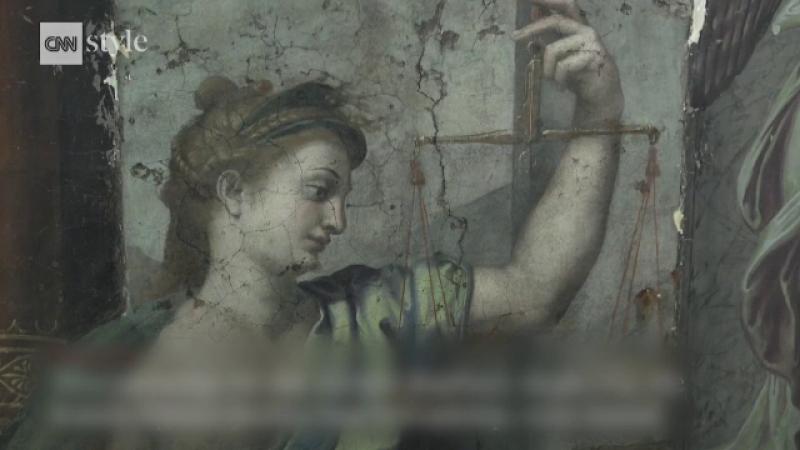 picturi, rafale, vatican,