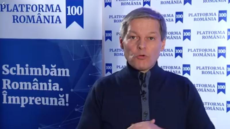 """Dacian Cioloș, mesaj pentru români: """"Faceți-vă vocea auzită. Tăcerea va fi semn că suntem de acord cu ce se întâmplă"""""""