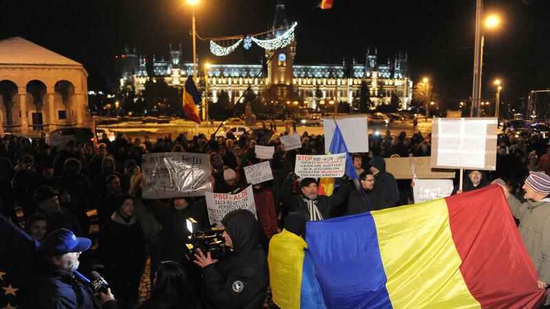 Proteste în Iași