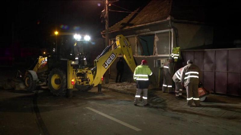 explozie Sibiu
