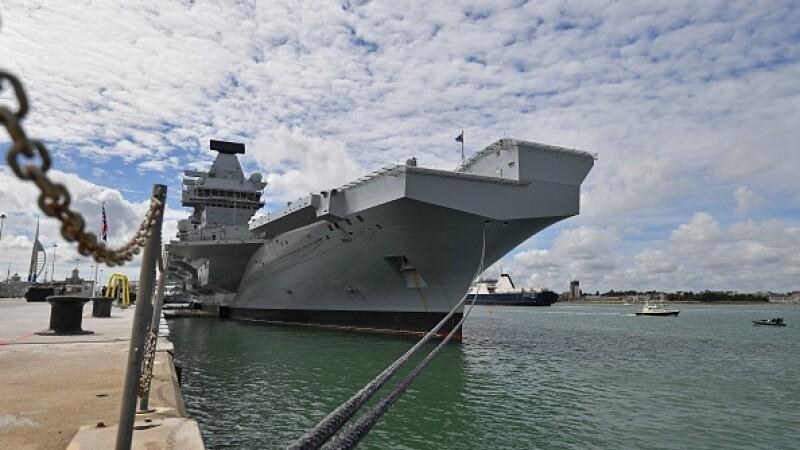Nava de război britanică, Regina Elisabeta