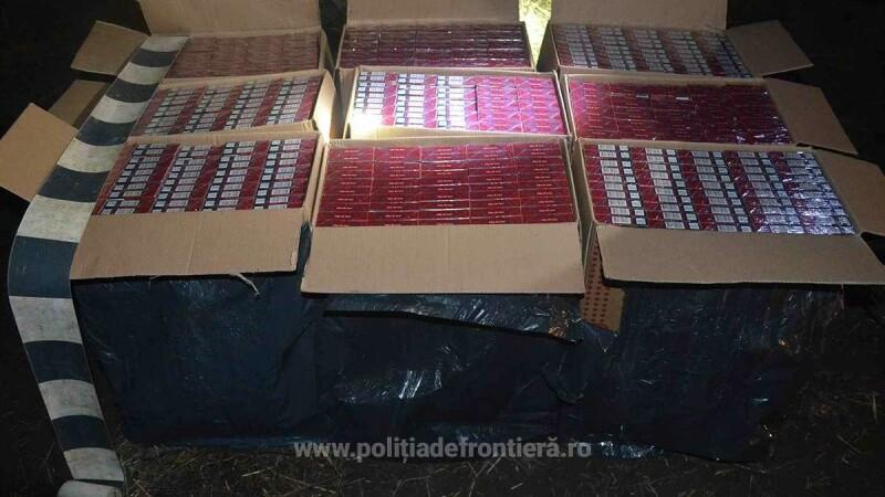 Țigări de contrabandă