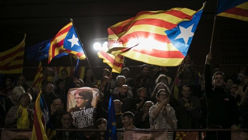 Criza din Catalonia a provocat pierderi de un miliard de euro